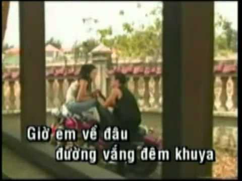 Xin dìu nhau d n tình yêu   Ðàm Vinh Hung Beat Karaoke