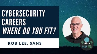 Cybersecurity Careers: Where Do You Fit?