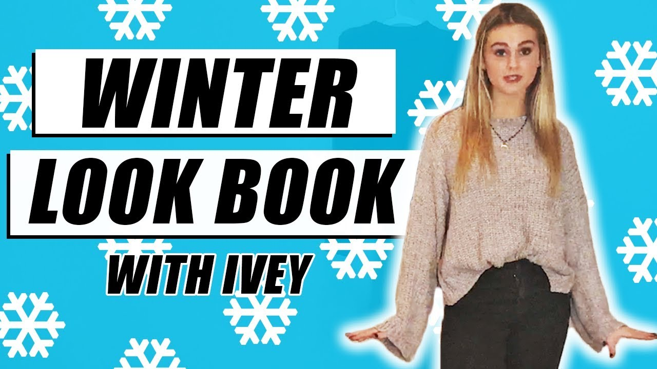 [VIDEO] - Ivey's Winter Lookbook 2019 1
