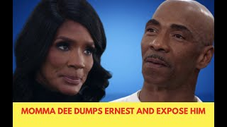 Momma Dee Splits From Ernest and Exposes Him As A Crack Addict