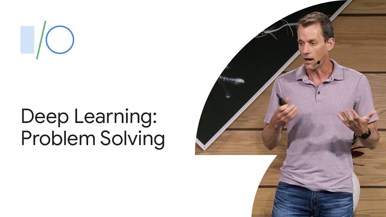 Deep Learning to Solve Challenging Problems (Google I/O'19) image