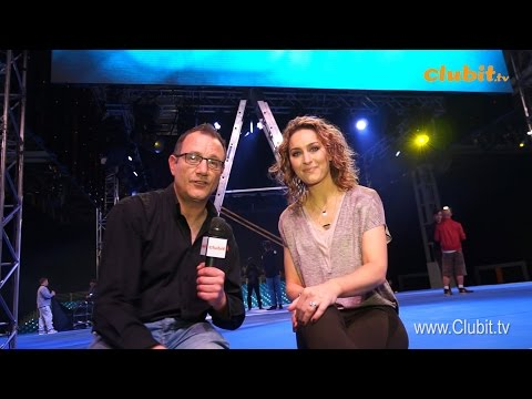 Amy Williams MBE Interview at The Gadget Show Live 2016 #GSL16