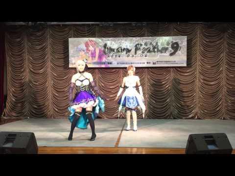 [IF9] Y3 Cosplay: iDOLM@STER: CINDERELLA GIRLS - Onegai! Cinderella