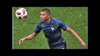 Kylian Mbappe: Rio Ferdinand reveals France tactic for World Cup final