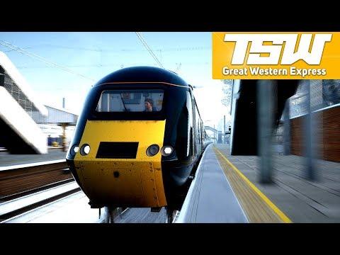TRAIN SIM WORLD: Great Western Express #8 - Rückfahrt nach Slough