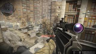 Warface Дикий Bushmaster BA50 fragmovie 10