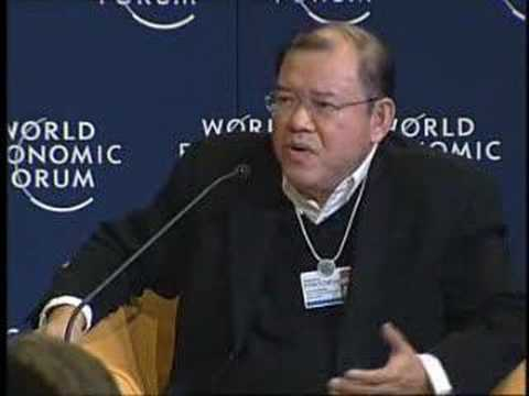 Davos Annual Meeting 2004 - Can the WTO Deliver the Goods?