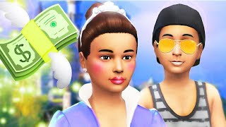 RICH and FAMOUS kids bedroom reno and glow up! [Get Famous LP]