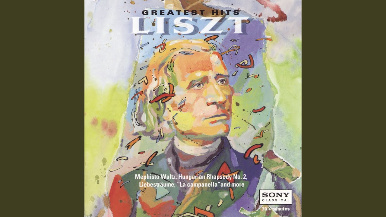 Grandes études de Paganini, S. 141: No. 3, La campanella