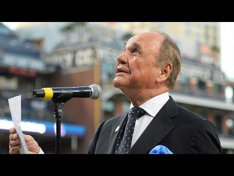 Dick Enberg Dies at 82   Stadium
