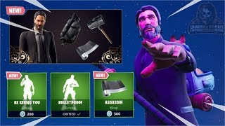🔴NEW🔴FORTNITE JOHN WICK SKIN🔴PLAYING WITH SUBS🔴NEW WICK BOUNTY LTM🔴FORTNITE BATTLE ROYALE