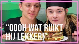 Wietburgers maken met Emma en Jurre | Spuiten en Slikken