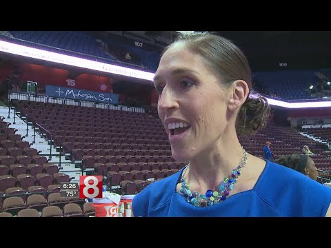 Rebecca Lobo proud of time with Connecticut Sun