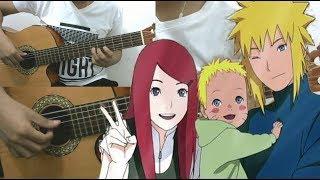 Rainy Day - Naruto Shippuden Road to Ninja (guitar cover) [TABS]