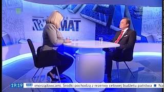 TVP3 Warszawa 06-09-2018 19:10:49 Jan Zbigniew Potocki