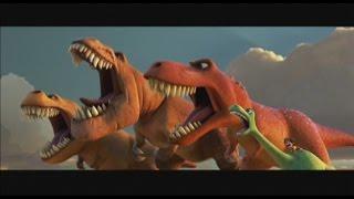 《恐龍當家》創意總監:是皮克斯最美動畫【大千世界】恐龍電影|暴龍|雷龍|三角龍