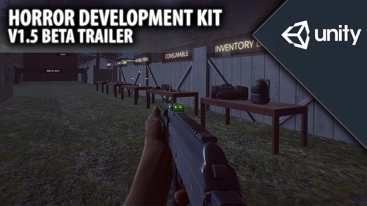 Horror Development Kit