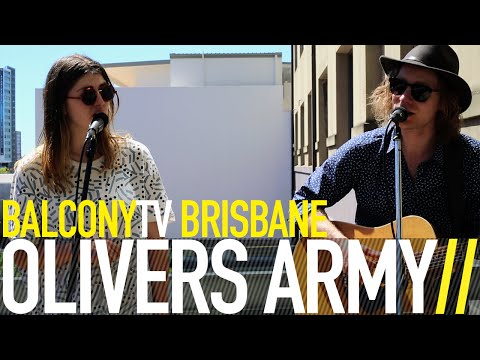 OLIVERS ARMY - NYC (BalconyTV)