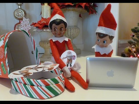 Contest Elf On The Shelf Giveaway Buddy The Elf Has A