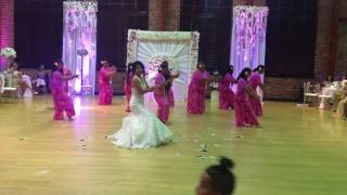 Sherilyn & Fatu's Wedding 8/5/17 - Girls Dance