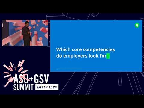 ASU GSV Summit: Thought Leaders: HackerRank