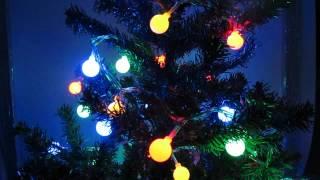Светодиодная гирлянда Ball, 7,5 м, 60 светодиодов, мультиколор(ветодиодная гирлянда LED Ball IP20 представляет собой нить из 60 светодиодов, объединенных общим проводом. Рассеи..., 2014-12-22T10:51:48.000Z)