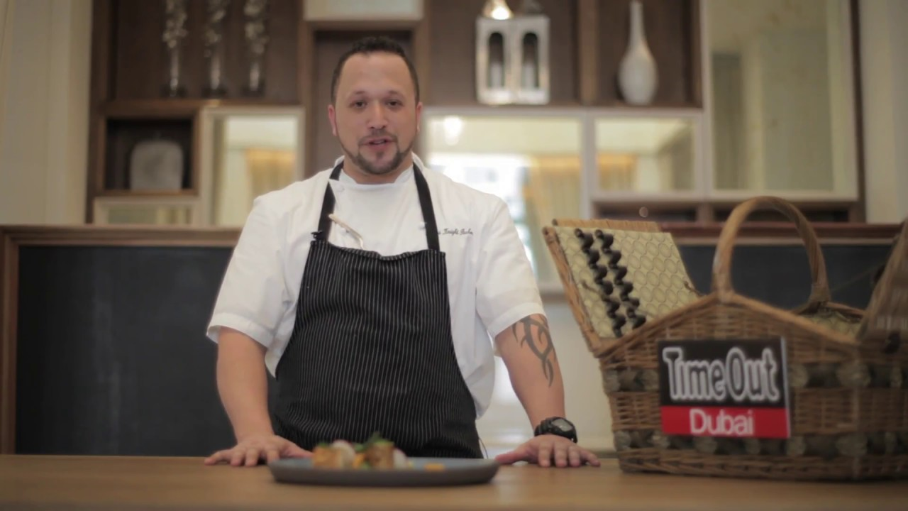 Time Out Mystery Box with Chef James Knight-Pacheco at Vida Downtown