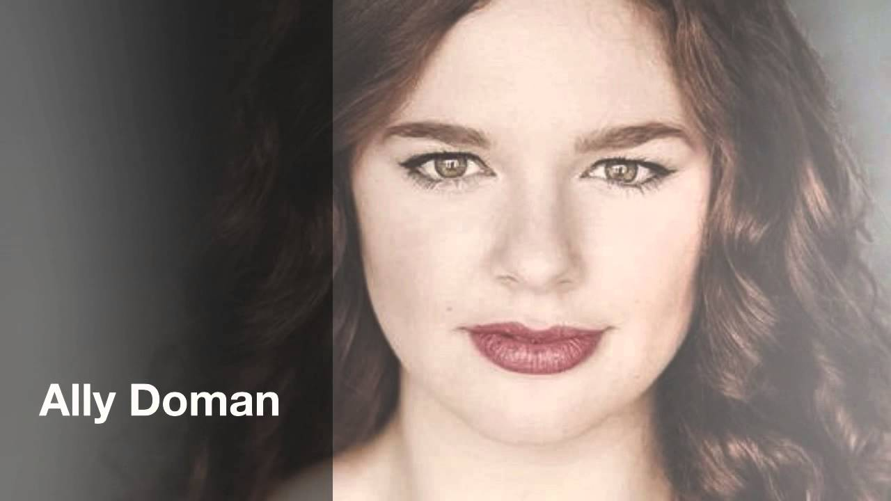I Dreamed a Dream- Alexandra Doman