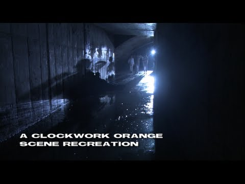 A Clockwork Orange Lighting and Cinematography Recreation (2012) & A Clockwork Orange: Lighting and Cinematography Recreation (2012 ... azcodes.com