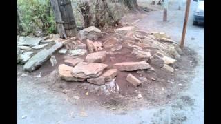 видео Как создать чешскую скалку. Тоунсендия и другие альпийские растения
