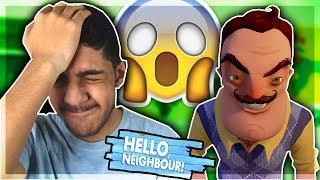 3# الجار الكريييييه🏠...( بدااااية المشاااكل😱).!!! Hello Neighbor I
