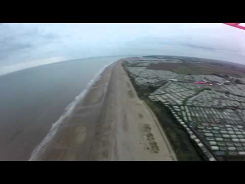 chapel st leonards quadcopter