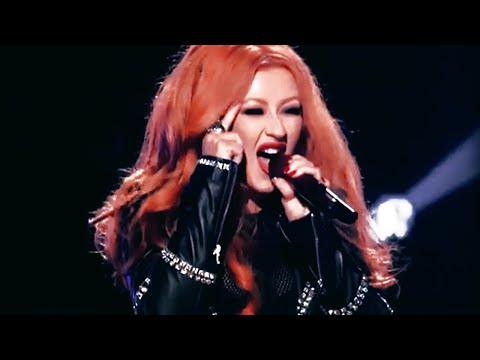 Christina Aguilera - Fighter (Live TRACKS 2016)