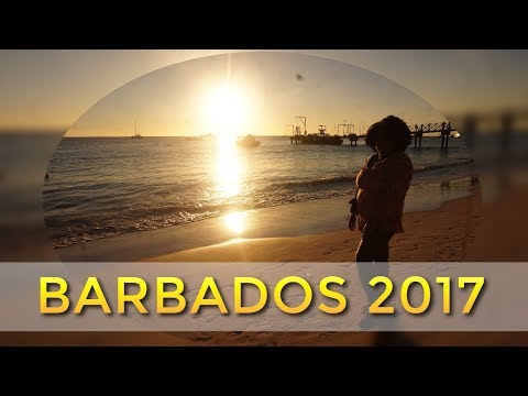 Barbados Travel Montage | 2017