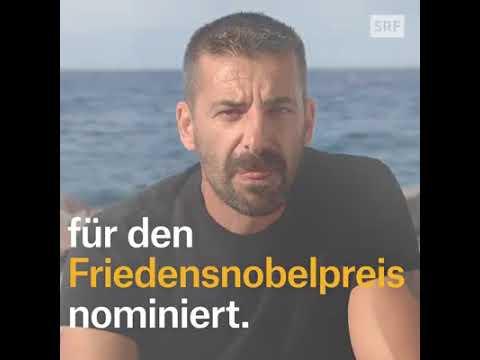 Nouvo SRF Stratis Valiamos - Fischer aus Lesbos wird Lebensretter