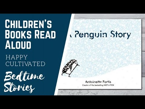 A Penguin Story Book Online | Winter Books for Kids | Children's Books Read  Aloud