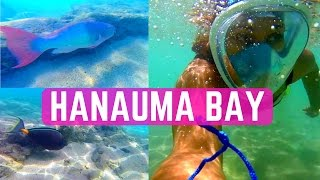 Hanauma Bay Snorkeling in Honolulu Hawaii - Best Snorkel In Oahu Hawaii