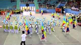Lomba Drum Band Tingkat Nasional (Drum Band Karina SD Kartika VIII-2 Jakarta)