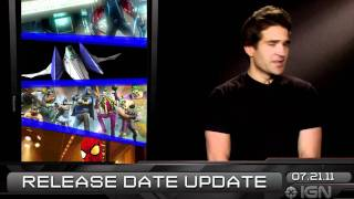Star Wars Xbox 360 & Prototype 2 Details - IGN Daily Fix, 7.21.11