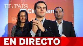 DIRECTO CIUDADANOS | Intervenciones de RIVERA, AGUADO, y VILLACÍS