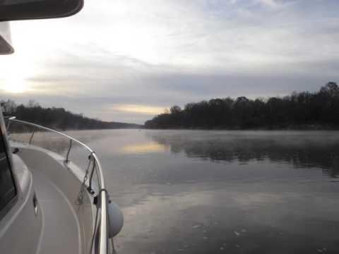 The Tenn-Tom Waterway