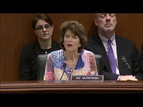 Senator Murkowski Speaks on Veteran Healthcare