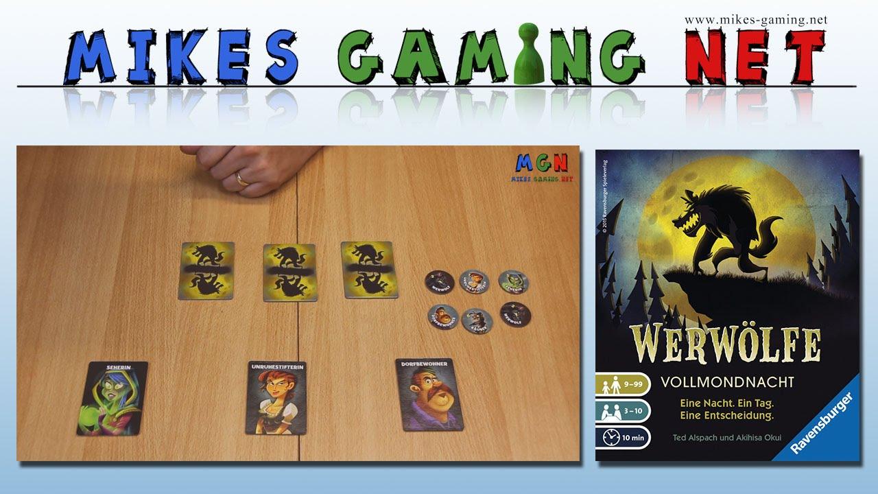 Gesellschaftsspiel Werwolf