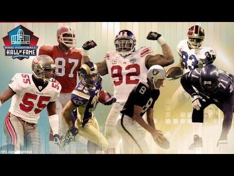 NFL Hall of Fame 2014 Review
