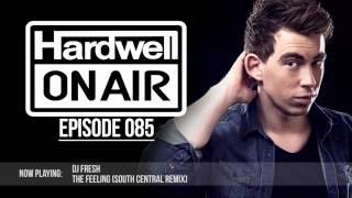 Hardwell On Air 085