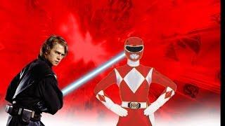 Star Wars- Power Rangers Style!