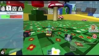 Roblox Bee Swarm Simulator EP 8 Funnygirl21761727 playing