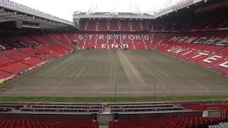 Manchester United - Premier Pitches Renovation