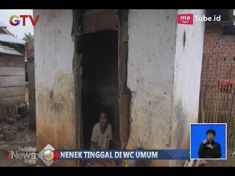Miris!! Nenek & Cucunya Tinggal di Bangunan Bekas WC Umum Selama 8 Tahun - BIS 26/02 Mp3