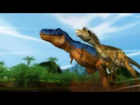 Dinomaster Trailer